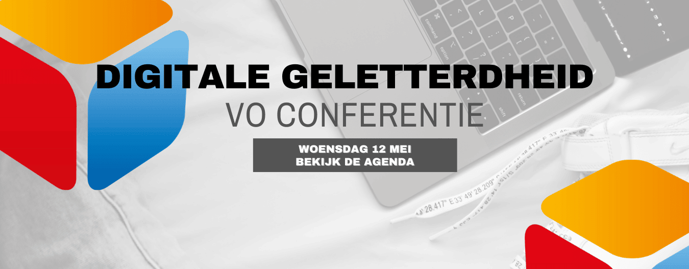 VO Conferentie Digitale Geletterdheid