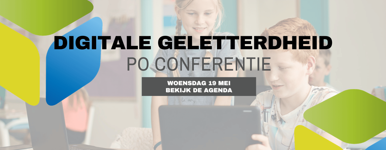 PO Conferentie Digitale Geletterdheid
