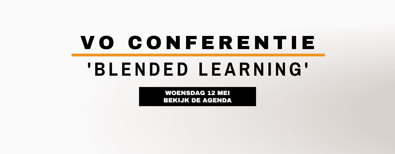 VO Conferentie Blended learning